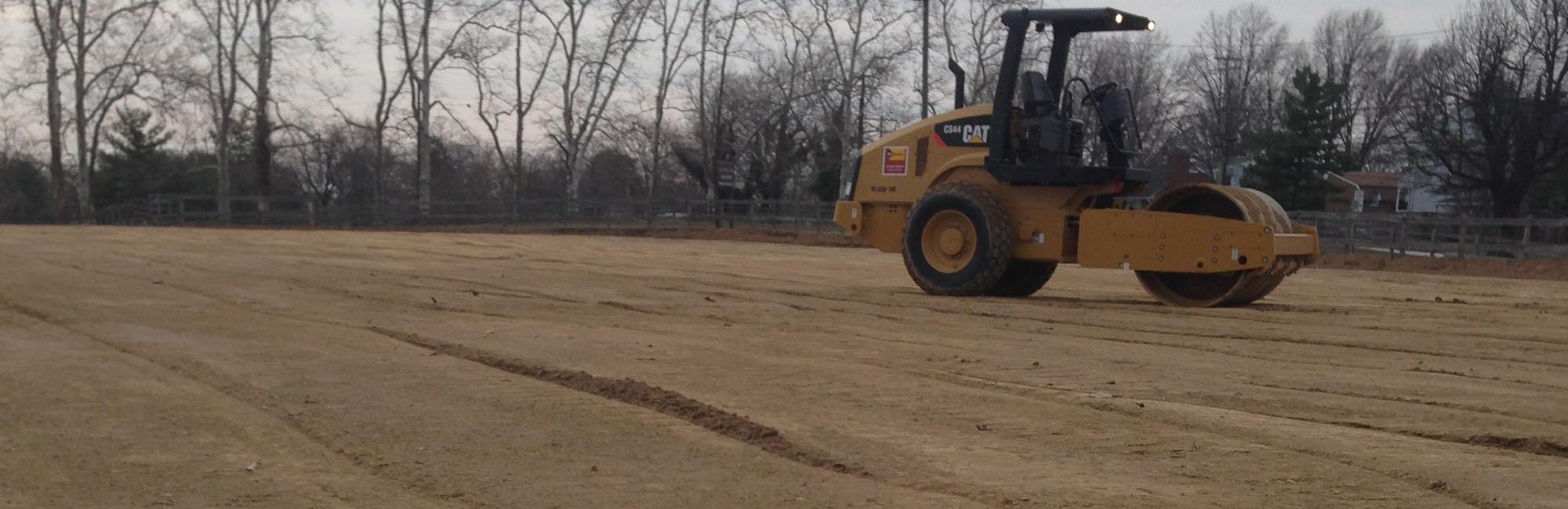 excavating contractors